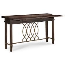 Flip Furniture Art Furniture 161307 2636 Intrigue Flip Top Sofa Table