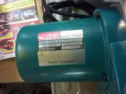cutting wheel makita. mesin cutting wheel makita 2414 nb / cut off potong besi 14\ cutting wheel makita