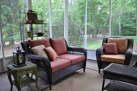covered porch furniture. Screened In Patio Furniture Ca Design And Ideas Screen Porch Sets Covered G