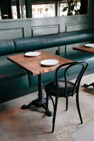 dining table bar table best restaurant table sets beautiful around l a cafe bir 231 west 21st street