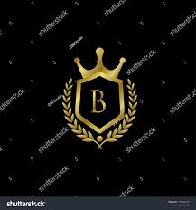 Luxury B B Lake District Grand Designs Luxury Royal B Letter Logo Stock Vector Royalty Free