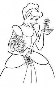 Small Picture Cinderella Coloring Pages Online Coloring Coloring Pages