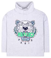 Sweatshirts With Quotes Fascinating Cheaper 48% Quality Guaranteed Kenzo ClothingTopsSweatshirts UK