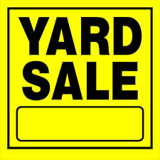 010 Yard Sale Signs Templates The Gallery For Gt Sign