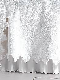 Coquillage De La Mer Quilt, Shams & Bedskirt | linensource | beds ... & Coquillage De La Mer Quilt, Shams & Bedskirt | linensource Adamdwight.com