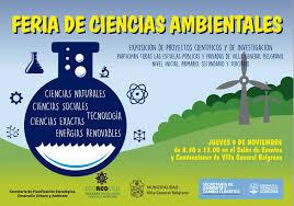 Proyecto De Ciencias Villa General Belgrano Feria De Ciencias Ambientales Villa