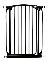 Dreambaby Extra Tall Swing Closed Security Gate, Black – Questions ...