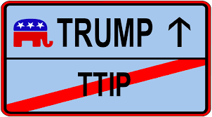 Image result for TTIP trump