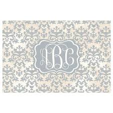 personalized rugs for nursery monogram