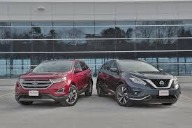 2016 Ford Edge vs 2016 Nissan Murano - AutoGuide.com News