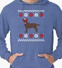 chocolate labrador singing santa hat lightweight hoo