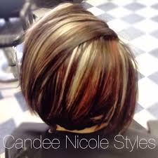 Hair Color Bob Hair Cut With