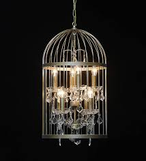 image of birdcage chandelier style