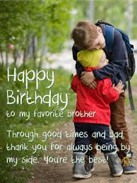 Happy Birthday Brother Messages With Images Birthday Wishes And