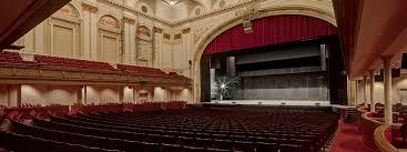 Modell Lyric Seating Chart Pollstar Patton Oswalt At Modell Performing Arts Center At