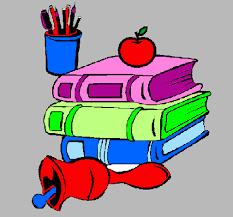 Resultado de imagem para desenhos de material escolar