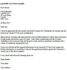 View more cover letter ...