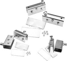 new durable stainless steel glass