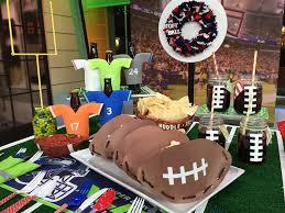 Homemade Super Bowl Decorations SUPER BOWL PARTY DECOR DIY Crafthubs 23