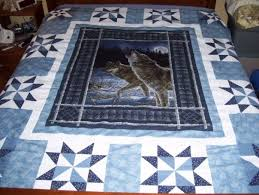 Wolf Panel Qulit_vpx=GxM8fd5m0kgj; - via @Craftsy My don, Howard ... & Wolf Panel Qulit_vpx=GxM8fd5m0kgj; - via @Craftsy My don, Howard, would  love this. | Quilts For All | Pinterest | Wolf, Panel quilts and Wildlife  quilts Adamdwight.com