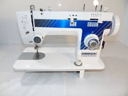 Omega Stitch Art Sewing Machine