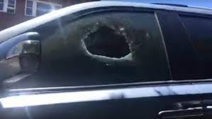 locked car. The Kia Vehicle Which Police Smashed Open To Save A Young Boy In Neutral Bay. Locked Car
