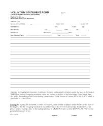 Written Statement Template Witness Auto Accident Section 9