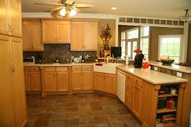 Maple Kitchen Furniture Granite Kitchen Countertops With Maple Cabinets This Was A Hard