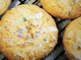 Sweet Sundays Duncan Hines Lemon Cake Mix Cookies Recipe Petitchef