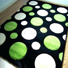 green black rug for lime plans bath rugs round solid super area idea green area rugs
