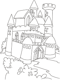 Disney castle coloring pages have frequently been delineated as a place where there are riddles in fantasies. Free Printable Castle Coloring Pages For Kids