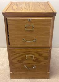 creative ideas 2 drawer wood file cabinet with lock file cabinets stunning wood 2 drawer file