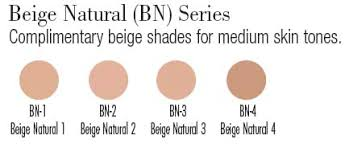 Ben Nye Color Chart Ben Nyes Face Powders