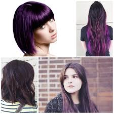 Purple Hair Style dark purple hair colors best hair color ideas & trends in 2017 7706 by wearticles.com