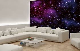 wall murals for living room. Purple And White Black Blue Galaxy Star Wall Murals For Living Room Modern C