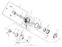 Mtd 142 996 190 gt 1855 1992 parts diagram for m11 hydrostatic diagram m11
