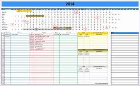 Calendar Template Excel 24 24 Month Calendar Template Excel ExcelTemplates ExcelTemplates 8