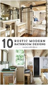 bathroom designs pictures. Rustic Modern Bathroom Designs Pictures