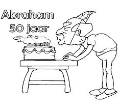 Kleurplaten Abraham Auto Electrical Wiring Diagram
