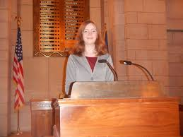 Seward Public Schools - Sydney van der Hejiden is honored at Nebraska State  Capitol for her Poetry