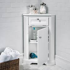 bathroom corner storage cabinets. Weatherby Bathroom Corner Storage Cabinet Cabinets