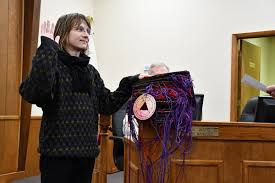 Loretta Clawson and Dustin Hicks Sworn In at Boone Town Council Meeting |  High Country Press