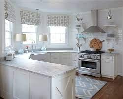small white kitchen design home bunch