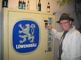 Hat Vending Machine New Beer Vending Machine Picture Of Campingplatz Thalkirchen Munich