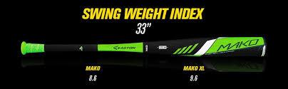 Easton Mako Comp 3 Bbcor Adult Baseball Bat