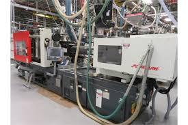 cincinnati milacron 330 ton toggle hybrid injection molding machine previous