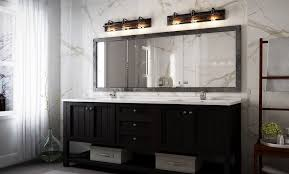 Image Bar Curated Image With Varaluz Lofty Light Vanity Light Ylighting How To Light Bathroom Lighting Ideas Tips Ylighting