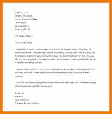 Letter Of Complain Template 9 10 Sample Grievance Letter To Employer Mysafetgloves Com