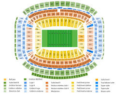 San Antonio Rodeo Tickets Seating Chart 55 Described Nfr Tickets Seating Chart