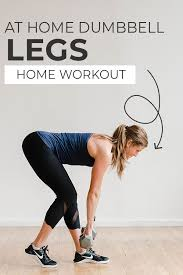 30 minute leg workout at home with